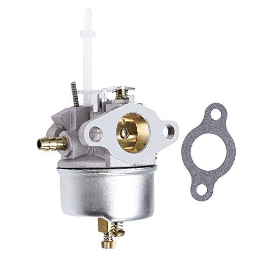 - Carburetor Carb for Tecumseh H60 H70 HSK60 HSK70 Engine Snowblower Replaces#632379 632379A Tecumseh SnowBlower Carburetor