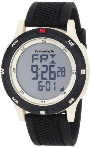 [フリースタイル]Freestyle NAVIGATOR 3.0 デジタルコンパス ホワイト×ブラック 101158 メンズ
