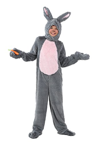 Child Grey Bunny Costume Medium (8-10)]()