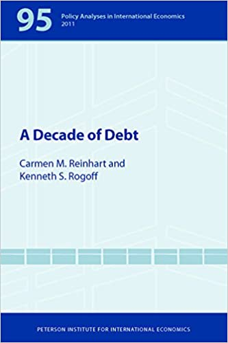 image for A Decade of Debt (Policy Analyses in International Economics)