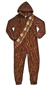 Star Wars Chewbacca Big Boys Hooded Blanket Sleeper Pajama