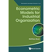 Econometric Models for Industrial Organization: 3