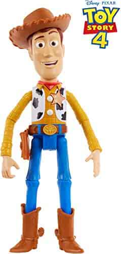 Disney Pixar Toy Story True Talkers Woody Figure, 9.2