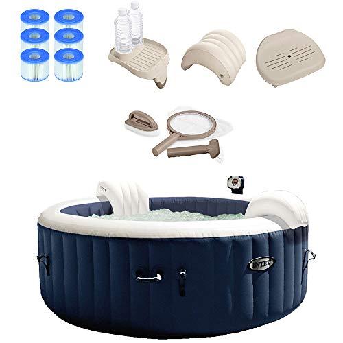 spa inflatable tub set