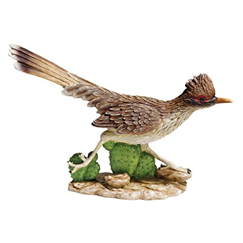 Design Toscano Great Roadrunner Statue (Set of 2)