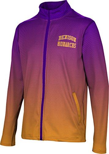 ProSphere Men's Denison High School Zoom Full Zip Jacket (Apparel) (XX-Large) (Denison Jacket)
