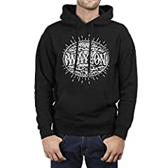 This Hoodie has the following features: Pull On is closed, adjustable drawstring, anti-proof Pierced, stretchable, spandex-reinforced ribbed knit cuffs and belts, double-liner Power blend, super soft plush lining, wool warm, half-dome, heavy ...
