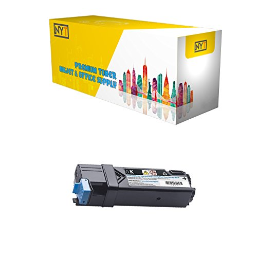 New York Toner New Compatible 1 Pack High Yield Toner for Dell 2130 330-1436 - 2135 . -- Black