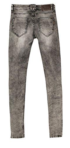 Zhrill - Vaqueros - para mujer gris
