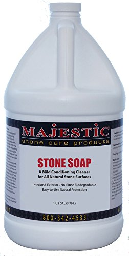 Stone Soap Gal. by Majestic Stone Care Products