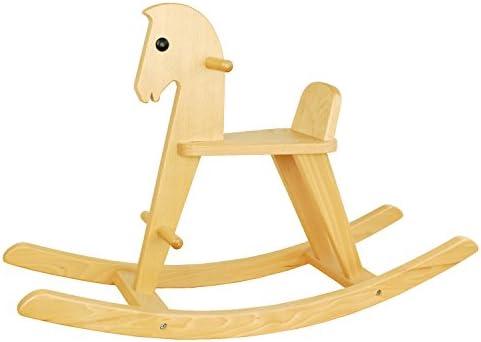 KOIDE 日本製 木製玩具 のりもの 木馬