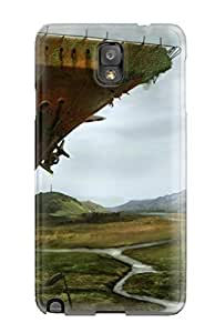 JeffreySCovey VuiVAqq9275LMzqI Protective Case For Galaxy Note 3(post Apocalyptic)