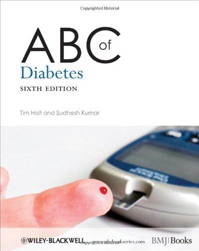 Abc Of Diabetes 6E (Pb 2010)