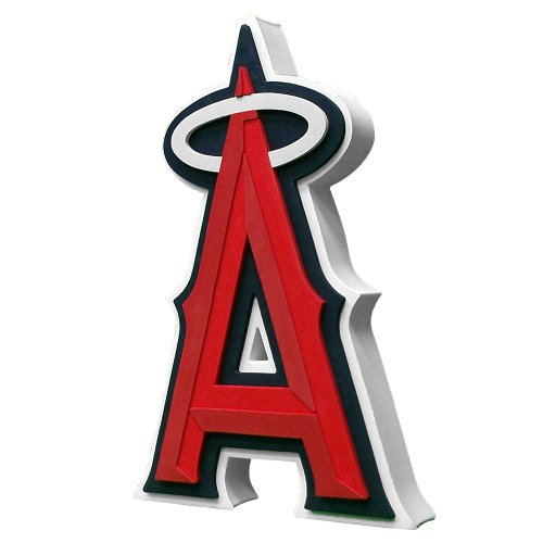 MLB Los Angeles Angels 3D Foam -