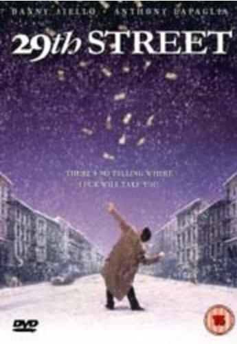 29th Street [Reino Unido] [DVD]: Amazon.es: Danny Aiello ...