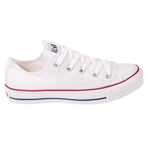 White Classic 5 Women M D US 5 Sneakers Low Chuck Star US Unisex Optical Taylor M Top Men Converse 9 B Ox All 7 w1Tv8nOqpx