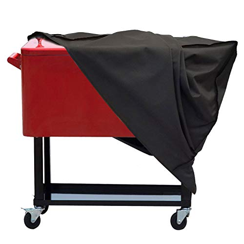 Buy rolling beverage cart cover
