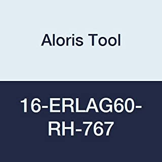 product image for Aloris Tool 16ER-LAG60-RH-767 Partial Profile Triangular Threading Insert, 60 Degree
