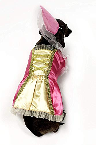 Midlee Pink Princess Costume