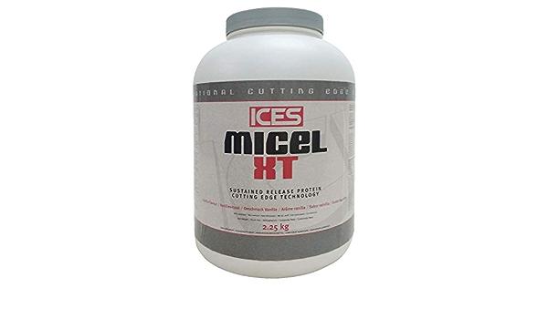 Ices MICEL-XT - vainilla - 2,2kg: Amazon.es: Salud y cuidado ...