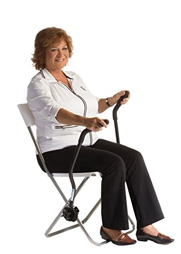 Love Handles RX 10-0705 Portable Upper Body Exerciser to use with Chair or Wheelchair