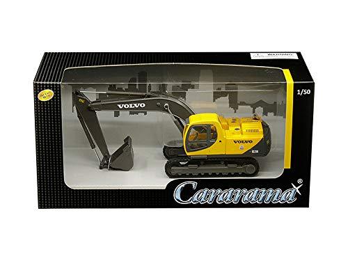 Cararama 56003 Volvo EC210 Excavator 1/50 Diecast Model