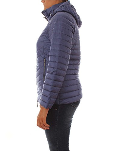 Manteau Bleue Elena Corto Femme Reversibile Miro' Piumino FxAwA0SqIZ