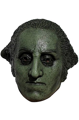 President George Washington Full Halloween Latex Mask