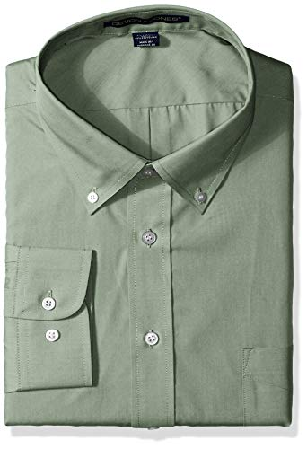 D & Jones Men's Solid Perfect Pima Interlock Polo