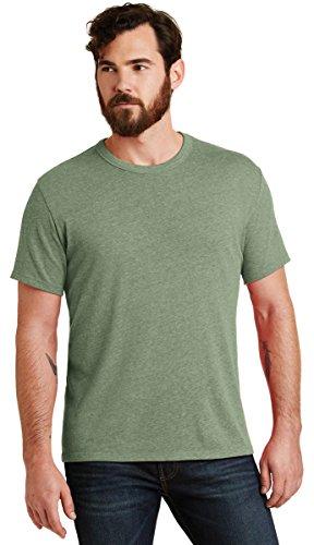 Alternative Men's The Keeper Vintage Jersey Crew T-Shirt, Vintage Pine, XLarge -