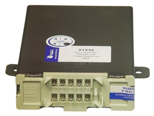 Programa Cruise Control Amplifier W0133-1602706-PRO