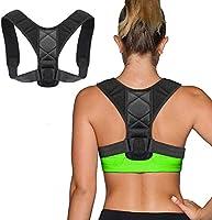 GYL Hong Yuan Haltungskorrektur für M?nner und Frauen, Rückenstütze Haltungstrainer,Verstellbar Atmungsaktiv...