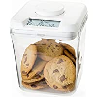 Kitchen Safe: Time Locking Container (White Lid