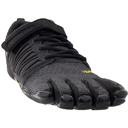 Vibram Men's V-Train Cross-Trainer Shoe, Black Out Out, 42 EU