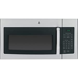 GE JVM3160RFSS 30″ Over-the-Range Microwave Oven in Stainless Steel – EXCELLENT MICROWAVE