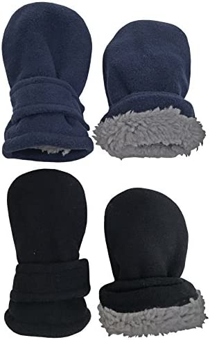NIce Caps Little Sherpa Mittens product image