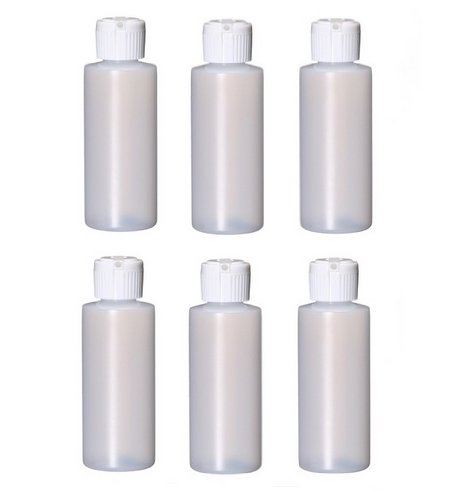 Travel Plastic Empty Bottles Containers