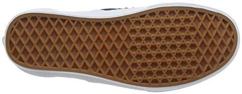 Suede Vans Scarpe Nero – Unisex Ginnastica Woven on True Classic Navy White Slip Basse Blue Adulto da fgnfHPqr