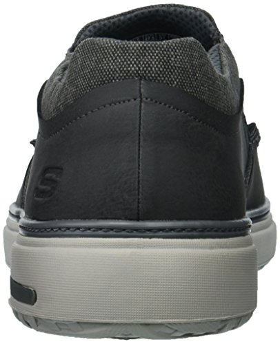 Oxford Folten Men's Skechers Charcoal Rison fUxfwP