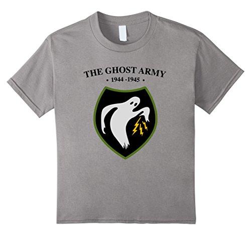 Kids The Ghost Army 1944-1945 WW2 Shirt 10 Slate