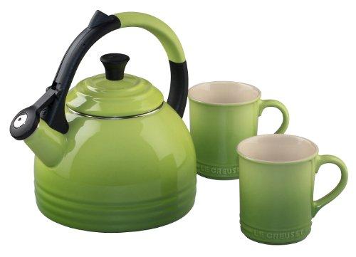 le creuset kettle green - 5