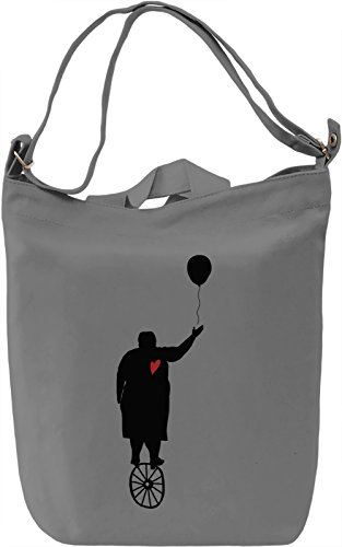 Big girl Borsa Giornaliera Canvas Canvas Day Bag| 100% Premium Cotton Canvas| DTG Printing|