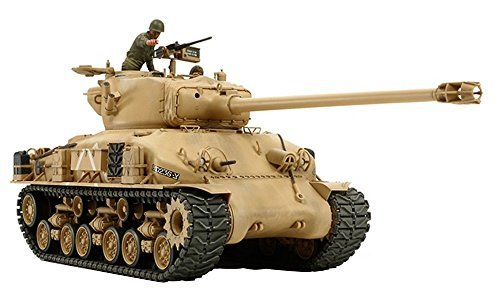 Tamiya 1/35 scale limited series Israeli tanks M51 Super Sherman Avail manufactured by etching parts with plastic model…