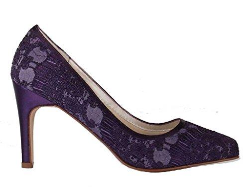 Rainbow Club Alexis - Ivory Luxury Lace Court Shoes Yiygk6x
