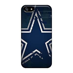 Slim Fit Hard shell Protector Shock Absorbent Bumper Dallas Cowboys For SamSung Note 4 Case Cover