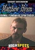 Spike Dudley Shoot Interview Wrestling DVD-R