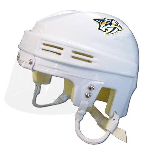 SportStar NHL Nashville Predators Replica Mini Hockey Helmet