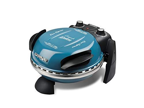 G3 Ferrari G1000604 Delizia Blue Forno Pizza Elettrico EVO, Blu 2
