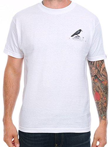 Sullen Men's Potters Ground SS T Shirt White