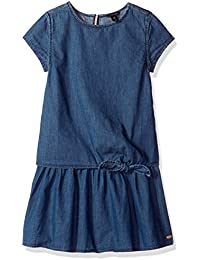 Girls' Denim Dress